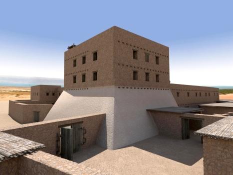 Qumran Tower