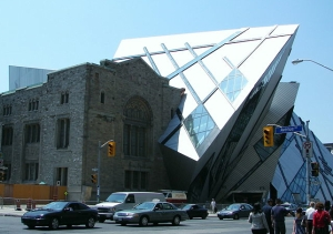 The Toronto Royal Ontario Museum (ROM)
