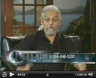 Jim Barfield on GLC talking about he Copper Scroll Project