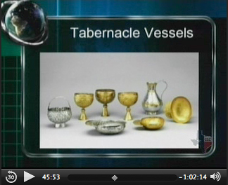 The Tabernacle treasures Jim Barfield says are described by the Copper Scroll and buried at Qumran.
