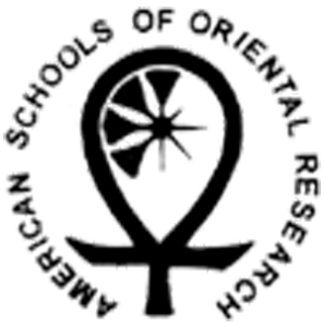 ASOR (American Schools of Oriental Research) Logo