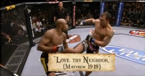 MMA Jesus