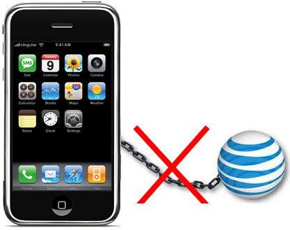 iPhone and AT&T