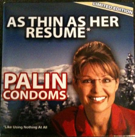 Palin Condom
