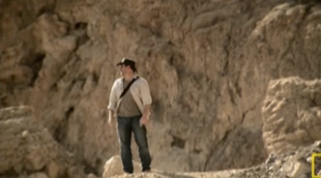 "Dr. Robert Cargill appears in ""Writing the Dead Sea Scrolls"" on National Geographic Channel"