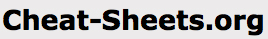 Cheat-Sheets.org