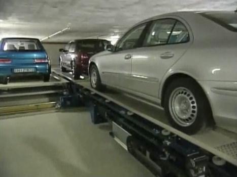 Woehr Parking