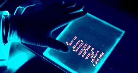 John Electrophoresis Gel