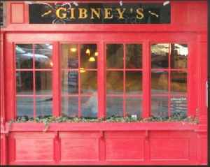 Gibney's Irish Pub