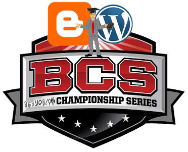 Biblioblogger Championship Series