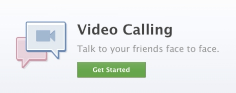 Facebook + Skype = VideoCalling