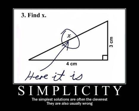 Find X - Simplicity