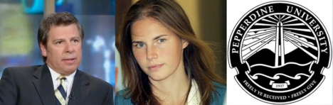 Steve Moore, Amanda Knox, and Pepperdine University