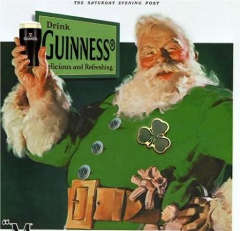 Santa Guinness