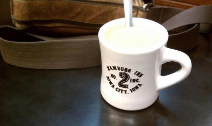 Coffee Mug from Hamburg Inn