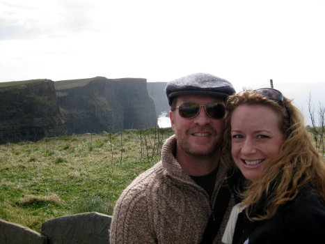 Honeymoon in Ireland