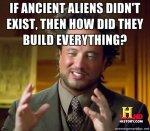 Tsoukalos and Circular Alien Reasoning