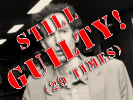 Still Guilty - Raphael Golb