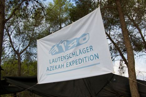 The Lautenschläger Azekah Expedition