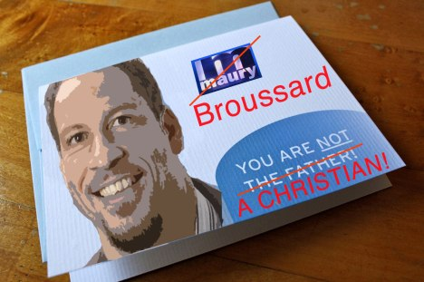 Chris Broussard - You are NOT a Christian!