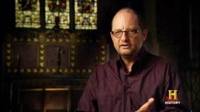Dr. Bart Erhman (UNC, Chapel Hill) appears on