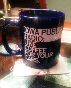 Iowa Public Radio mug