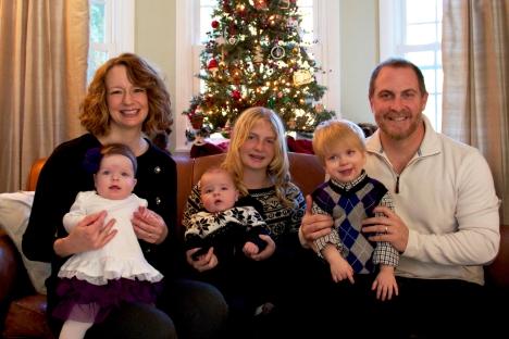 Robert Cargill Christmas 2013