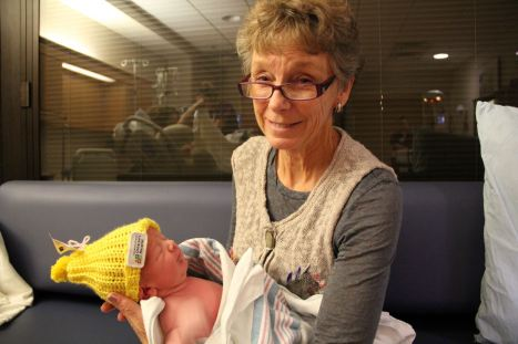 Nonnie and Judah