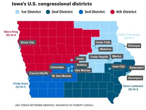 iowa congressional disrict 2018